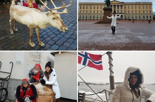 Norvégia 2019 december